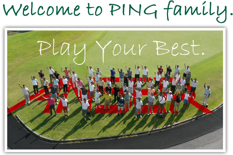 Welcome to PING Family